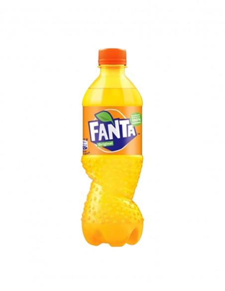 FANTA ORANGE- ml 450x12 bottiglia pet