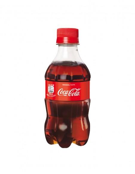 COCA COLA - ml 330X24 bottiglia pet bassa