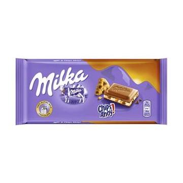 MILKA TAVOLETTA CHIPS AHOY g 100x22 pz