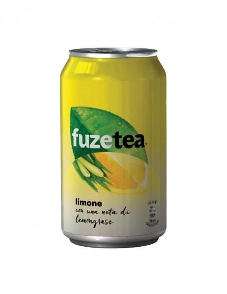 FUZETEA LIMONE cl 33X24 lattina bassa