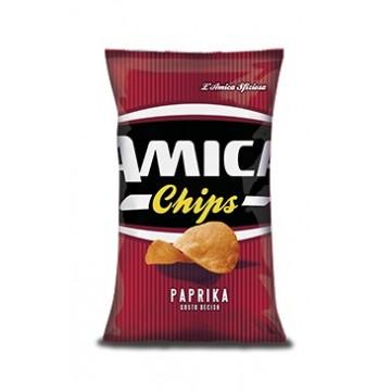 Amica Chips ORIGINALE paprika g 25x28 pz
