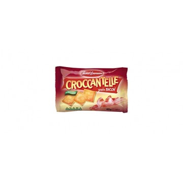 CROCCANTELLE bacon g 40x50 pz
