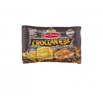 CROCCANTELLE pollo arrosto g 40x50 pz