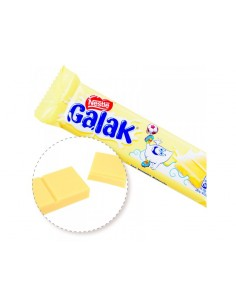 GALAK cioccolato bianco G 40X36 PZ